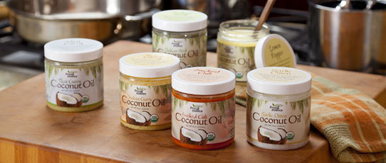 Primal Essence is thrilled to announce the release of an exciting new line of herbal infused coconut oils that are sure to dazzle everyday meals with exceptional flavor.