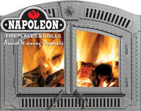Introducing the NZ3000 Wood Burning Fireplace by Napoleon Fireplaces