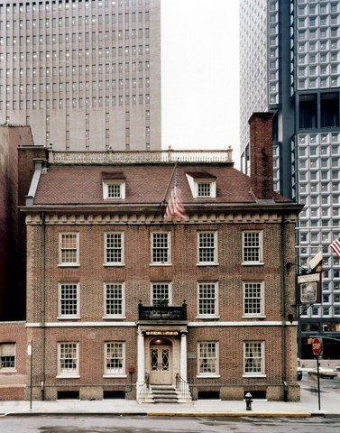 Fraunces Tavern, 54 Pearl Street, New York City