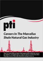 PTI Publishes a White Paper on Careers in the Marcellus Natural Gas Industry