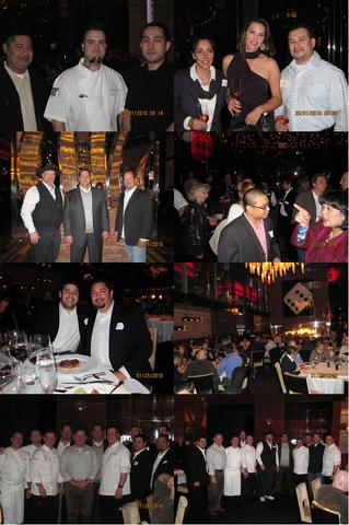 Las Vegas Piedmontese Chef's Dinner 2010