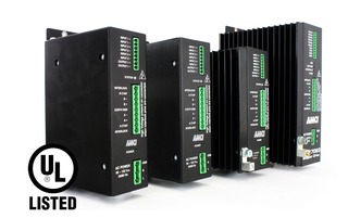 AMCI UL Listed Stepper Drives Approved for OEMs and Machine Builders
