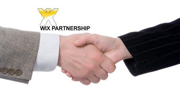 Wix Partnership