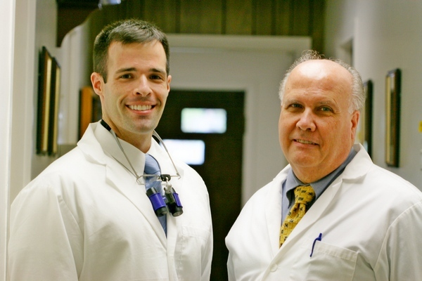 Annapolis dentists, Oneal Russell Jr., and Oneal Russell III, are reaching out to patients with a new patient-interactive website.