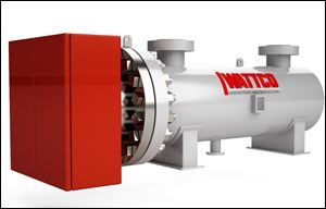 Heaters for Petrochemical Industries