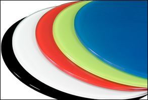 Fab Glass and Mirror Introduces Line of Colored Glass Table Tops