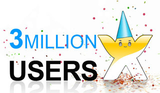 Wix Celebrates 4th Birthday with 3 Million Users