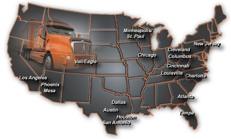 Berger Transfer and Storage, Inc.