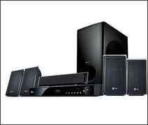 LG LHB535 5.1 Channel Network Built-in Wi-Fi Blu-ray Home Theater System