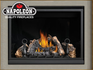 New HD46 Direct Vent Gas Fireplace by Napoleon® Fireplaces