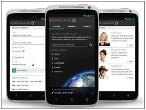 Star Alliance Navigator App Goes Android