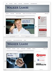 Walker Lambe Launches Two New Websites Focused on Litigation and Elder Law