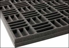 Acoustic Grid Foam