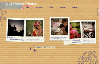 New Animated Gallery Options at Wix.com