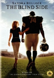Now Available on Nest Entertainment,'The Blind Side' on DVD