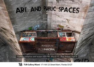 TUB Gallery Miami's Art and Public Spaces Event to Feature Flor Mayoral Photography