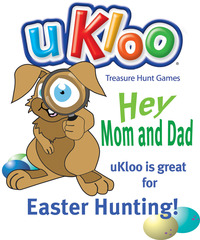 Eastertime, or Anytime, uKloo is Treasure Hunt Fun All the Time
