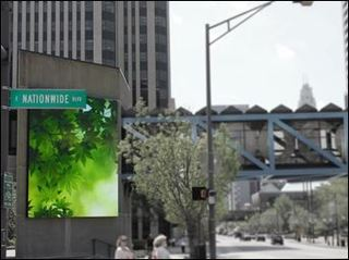 New LED Video Display Installed at Nationwide Headquarters