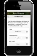 Cluck-ulator Breed Selector Entry Screenshot