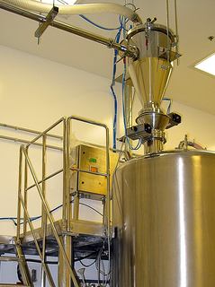 Noodle Producer Uses VAC-U-MAX Pneumatic Conveying System to Handle 20 Tons of Bakers-Like Flour
