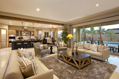The new Signature Series in Palm Desert boast open floor plans made for entertaining.