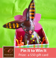 "Hudson Valley Chocolatier Holding Easter ""Pin it to Win it"" Contest"