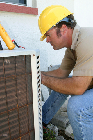 A $59 inspection from Preferred Plumbing, Heating and Air Conditioning can help determine if it's time to replace your A/C unit.