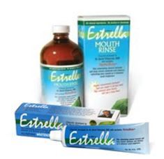 Estrella Natural Toothpaste Comes in Bright New Packaging