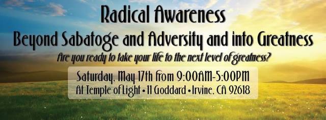 Phenomenal You - Radical Awareness