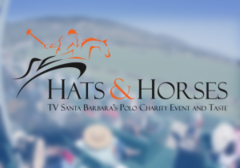 Support Local Public Access TV at the Hats & Horses Event at SB Polo Fields May 4th