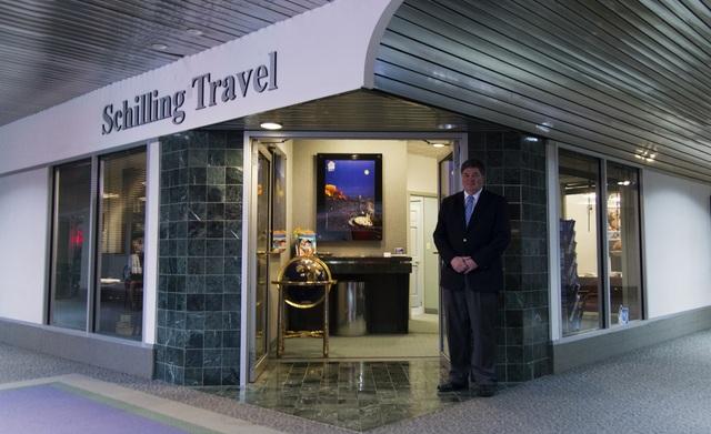 Robert Herman, President and Owner, Schilling Travel