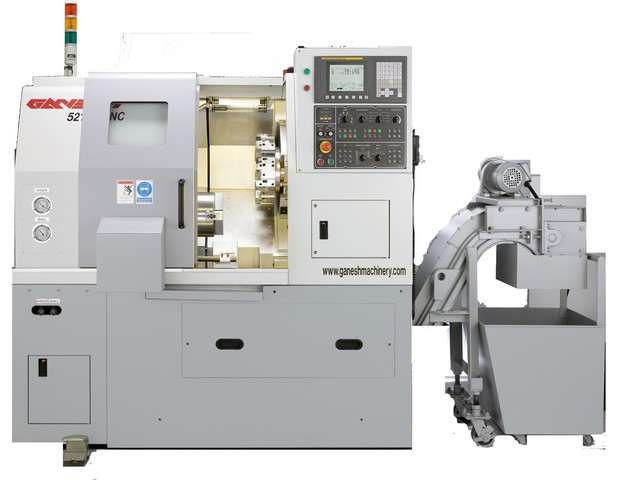 """KSL-5210T CNC Turning Center<br /> with 8"""" Chuck"""