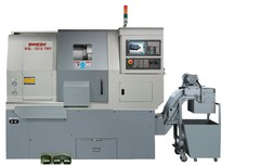 """KSL-5212TMY CNC Turn/Mill Center<br /> with Full """"C"""" Axis and Full """"Y"""" Axis, 8"""" Chuck"""