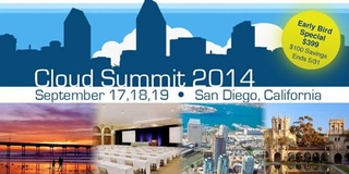 5 CLOUD ACCOUNTING, MARKETING VISIONARIES TO PRESENT KEYNOTES AT CLOUD SUMMIT 2014