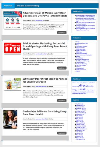 EveryDoorDirectMail.com Blog