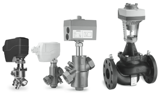 HVACbrain.com Now Offering Siemens Actuators and Valve Assemblies
