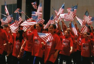 New York City Flag Day Parade June 14