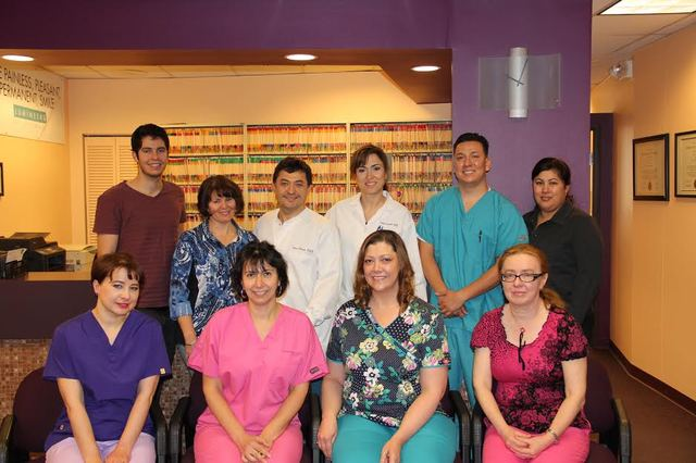 Accord Dental Practice located in Aurora, CO. 2014 Team Photo.<br />