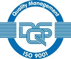 DQS GmbH Quality Management System ISO 9001:2008 Certified