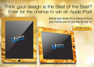 iPad Design Contest Offers Graphic Designers an Opportunity to Compete for Popular Device