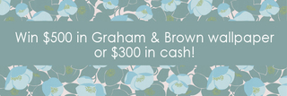 Graham & Brown launches Facebook Photo Contest for Fans to win $500 in Designer Wallpaper or $300 Cash