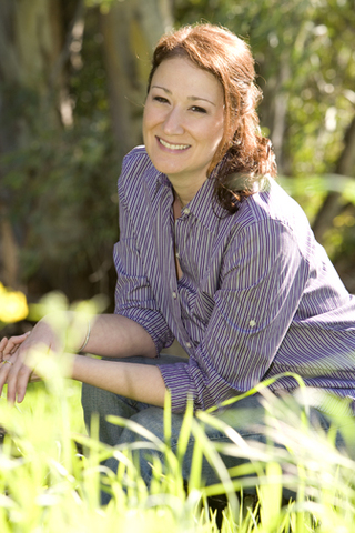 """Kathy Gruver, PhD, author of """"The Alternative Medicine Cabinet"""" and """"Conquer Your Stress with Mind/Body Techniques"""""""