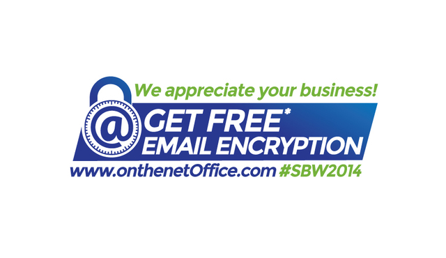 onthenetOffice FREE email encryption for SMBs
