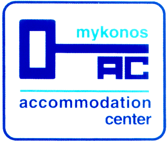 logo of Mykonos Accommodation Center