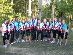 The Adventure Park is particularly popular for group events as well, such as birthdays, school, Scout and camp groups.