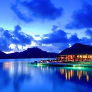 Soak in Tahiti's beauty.