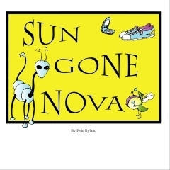 'Sun Gone Nova' Author Evie Ryland to appear at Comic Con 2010