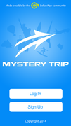 •	Create your very own Mystery Trip and share with friends and other Mystery Trippers