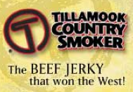Tillamook Country Smoker Announces New Beef Jerky Packaging.