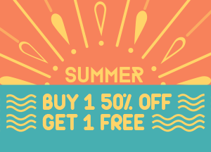 Rock Out The Sizzling Summer with Huge Savings at Audio4fun